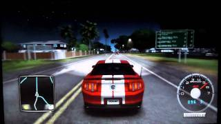 getlinkyoutube.com-Ford Shelby GT 500 - Test Drive Unlimited 2