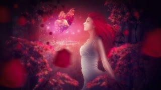 Red Evening | Photo Manipulation in Adobe Photoshop CC (Tutorial)