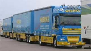 getlinkyoutube.com-Truck Open Dag VTL Truckopleidingen Lelystad 21 juni 2008