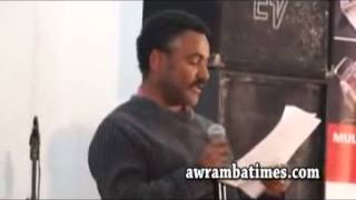 getlinkyoutube.com-Amazing message from Deacon Daniel kebret at Topia Jazz poetry