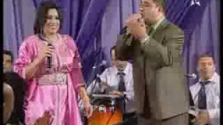 getlinkyoutube.com-Kedba bayna / najat aatabou hassan dikouk / brit n'souwel