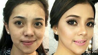 getlinkyoutube.com-Strobing Makeup Tutorial   Fierce Look
