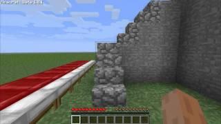 getlinkyoutube.com-Minecraft 2D   ماين كرافت - ماب تحدي :)