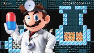 getlinkyoutube.com-【実況】Dr.マリオ参戦!謎解きコース【スーパーマリオメーカー】
