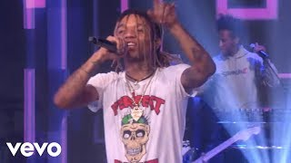 getlinkyoutube.com-Rae Sremmurd - Black Beatles (Live On The Ellen DeGeneres Show/2017) ft. Gucci Mane