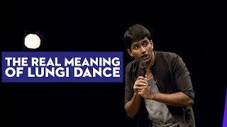 Why Tamils don't speak Hindi? - Stand Up Comedy - Aravind SA width=
