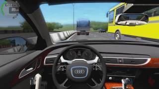 getlinkyoutube.com-City Car Driving - Audi A6 2.0 TFSI