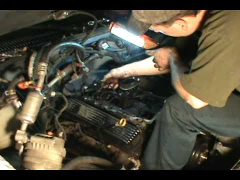 Vortec 5.7 350 head gasket, water pump & timing chain replacement, Chevy/ GMC