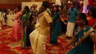 getlinkyoutube.com-Malaysia Indian Wedding Flash Mob by LIMKOKWING Indian Students :3 #2014