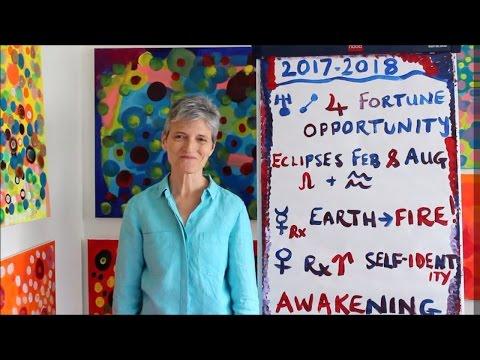 Astrology Predictions 2017 - 2018 | Barbara Goldsmith