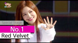 getlinkyoutube.com-[HOT] Red Velvet - No.1, 레드벨벳 - No.1, Show Music core 20150912