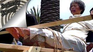 getlinkyoutube.com-5 Disturbing Modern Torture Methods   SERIOUSLY STRANGE #14