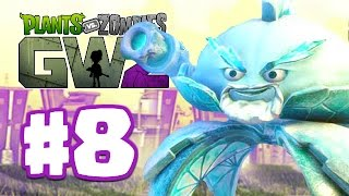 NEW HERO CHARACTERS! | Plants Vs Zombies Garden Warfare 2 | Garden Warfare 2 BETA Part 8