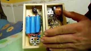 getlinkyoutube.com-Inversor mini portátil con ladron de juanyus