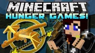 getlinkyoutube.com-Minecraft   HUNGER GAMES! (Single Player Mode!)   Mod Showcase [1.5.1]