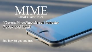 getlinkyoutube.com-MIME Glass Screen Protector Review and Install