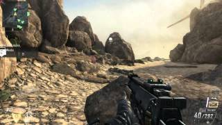 getlinkyoutube.com-Call of Duty Black Ops 2 Online Multiplayer [PC] - Xbox Controller on PC is a NO NO NO