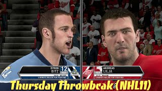 getlinkyoutube.com-Thursday Throwback (NHL 11)