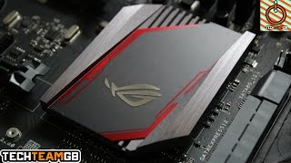 getlinkyoutube.com-Asus Maximus VIII Ranger Z170 Motherboard Review