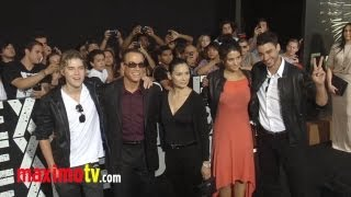 "getlinkyoutube.com-""The Expendables 2"" LA Premiere Jean-Claude Van Damme, Chuck Norris, Sylvester Stallone"