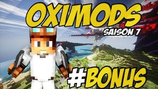 [Minecraft] OxiMods S7 Ep.BONUS - THE QUEEN VS THE KING !!