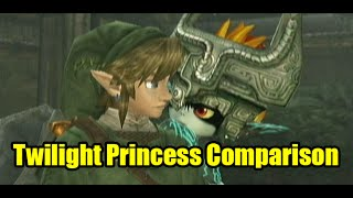 getlinkyoutube.com-Twilight Princess HD VS Wii Graphics Comparison (Nintendo Wii VS Wii U)