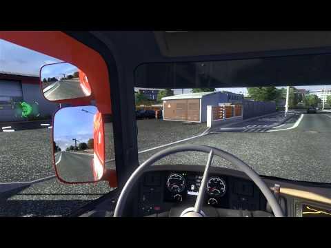 Scania R730 Vabis Stuurwiel ETS2