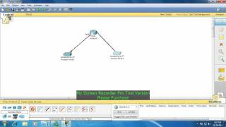 how to configure access point using packet tracer