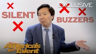 After The Buzzer With Ken Jeong - America's Got Talent 2018