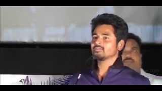 getlinkyoutube.com-Sivakarthikeyan Funny Speech about Dhanush