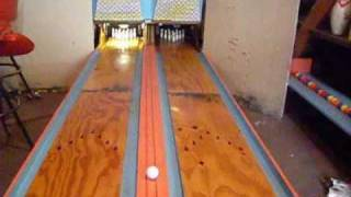 Ben Bowling Mini Lanes PART 3: Completely Remodeled