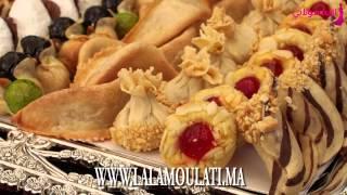 getlinkyoutube.com-حلويات ساهلين للعيد من عند لالة مولاتي نزهة من طانطان