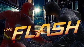 getlinkyoutube.com-[DCUO] : Team Flarrow - The Flash vs Zoom Final Fight 2x23  / Black Flash