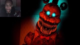 getlinkyoutube.com-[SFM FNAF4 SONG] This Is The End REACTION | EPICNESS