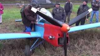 getlinkyoutube.com-Самодельный самолет