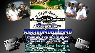 V ExpoGuará de Carros Antigos-2ªParte