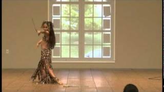 getlinkyoutube.com-AMAZING BELLY DANCE KATE ASHLEEN