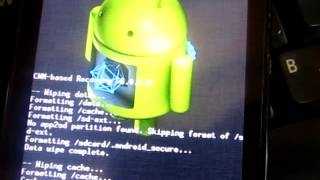 getlinkyoutube.com-Rom Installation Guide jelly bean CM10 for xperia X10