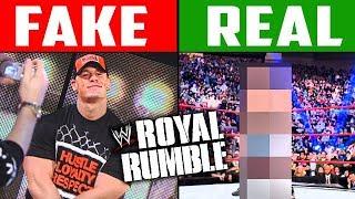 REAL Royal Rumble 2008 Winner Revealed!   WWE SvR 2008
