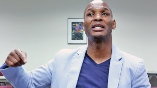 "getlinkyoutube.com-BERNARD HOPKINS: ""Boxing now is 99% trainers and 1% or less teachers...We lost the teachers """