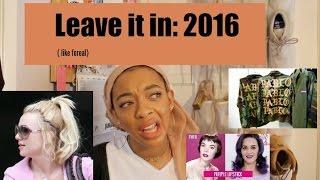 getlinkyoutube.com-Leave it in 2016 (forreal)