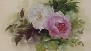 getlinkyoutube.com-The Beauty of Oil Painting Series  1,  Episode 5:  English Roses