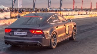 getlinkyoutube.com-Fastest Audi RS7 in the World — 10.1 sec. on 1/4 mile