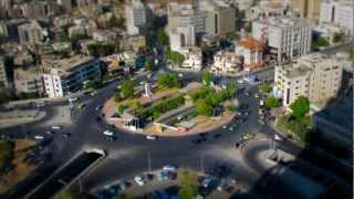 Sights of Jordan - Time Lapse Video
