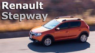 getlinkyoutube.com-Renault Stepway 2016 - un hatchback que aspira a ser un crossover