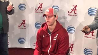 getlinkyoutube.com-Jake Coker talks Auburn, Iron Bowl rivalry
