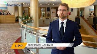 LPP S.A., Przemysław Lutkiewicz - Wiceprezes Zarządu, #41 PREZENTACJE WYNIKÓW
