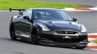 getlinkyoutube.com-【HKS R35 GT-R】GT-R Magazine企画・300km/hオーバーの真実