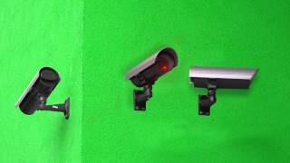 getlinkyoutube.com-Security Camera - Green Screen Animation