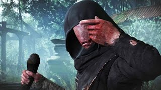 getlinkyoutube.com-The Witcher 3 Hearts of Stone: The Caretaker Boss Fight (4K 60fps)